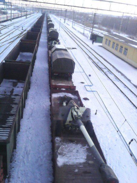 Россия перебрасывает танки и технику к границе с Харьковом (фото, карта), фото-3