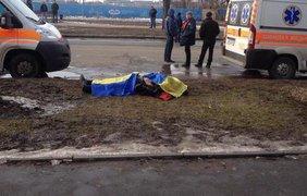 По предварительным данным погибло 2 человека. Фото Твиттер/@soborna_com2