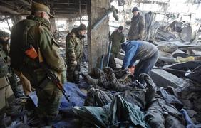 Поиски погибших продолжаются. Фото @EgoRZemtsoV