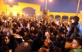 Футбольные войны в Египте 1