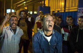 Футбольные войны в Египте 4