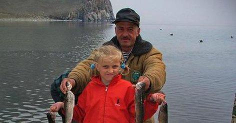 как на байкале ловят рыбу снасти