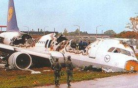 Крушение А 320 в Варшаве забрало жизни 2 человек. Фото - B3A