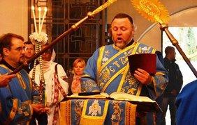 Олег Брижак был священником. Фото dw.de