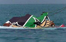 В 2000 году A320 бахрейнской Gulf Air упал в воды Персидского залива. Фото - 1001 Crash