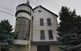 Особняк Захарченко в Донецке