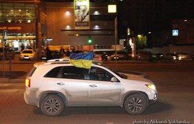 Тысячи луганчан вышли на митинг за мир