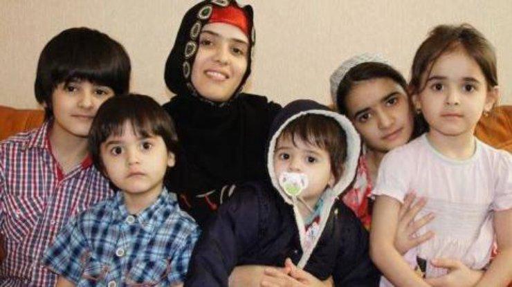 фото таджикские дети