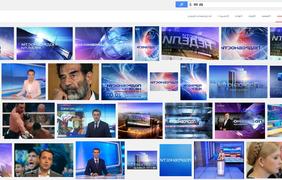 "Google ушел в ""зазеркалье"" (фото)"