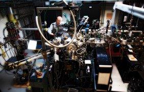 Экспериментальная установка Мягких рентгеновских лучей в Национальной ускорительной лаборатории Стэнфордского университета