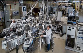Настройка нового прибора в научно-исследовательском институте солнечной энергии