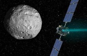 Церера и зонд Dawn