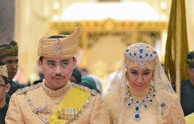 Свадьба принца Брунея