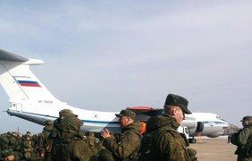 74-ю бригаду из Новосибирска перебросили по воздуху