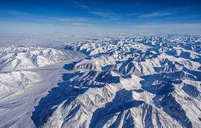 Аляска, горный массив Брукса