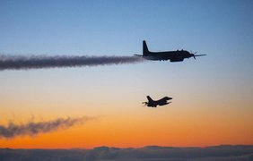 Бомбардировщики с ракетами под ядерный заряд трижды появились у границ Европы. фото - Norwegisches Verteidigungsministerium