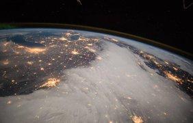 Размер городов соизмерим с Великими озерами Северной Америки