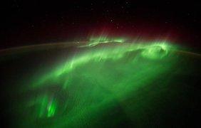 Северное сияние - удивительное явление за полярным кругом