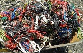 Самое большое кладбище электроники в мире