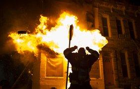 Массовые беспорядки в Балтиморе вынудили власти США ввести нацгвардию в город