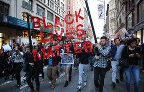 Балтимор охватили протесты