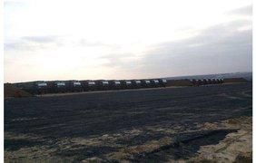 Военные России разворачивают масштабные полевые лагери на границе