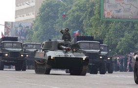 """Армия """"республики"""" имеет много боевой техники, еще год назад это были автоматы"""