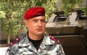 """Беркутовец"" Андрей Терещенко"