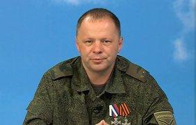 Министр обороны ДНР Владимир Кононов