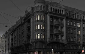 В бывшем здании КГБ в Риге размещается центр современного искусства. фото - Riga2014.org