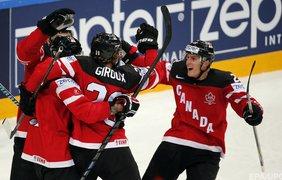 Россияне не смогли ничего противопоставить канадцам