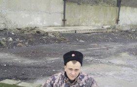 Алексей Шахов из Волгограда приехал после Чечени