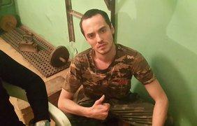 """Андрей Кадралиев был награжден """"крестом"""" за бои"""