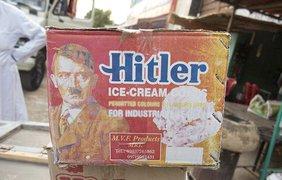 """Мороженый """"Гитлер"""" в Индии"""