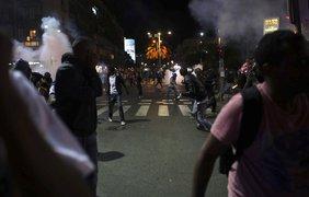 Демонстрация в Тель-Авив переросла в массовые протесты. Фото epa.eu