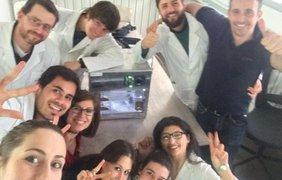 Кофемашина разработана итальянскими компаниями Lavazza, Argotec при поддержке Европейского космического агентства. фото - twitter.com/annina_fr
