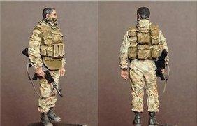 Террористов Донбасса и захватчиков Крыма в России превратили в куклы