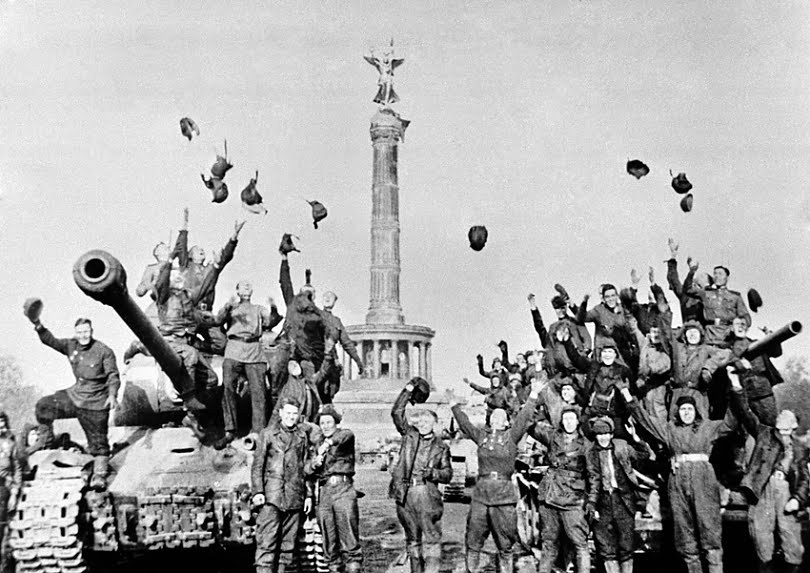 фотографии 1945: