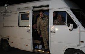 Из плена террористов удалось вызволить троих украинских солдат
