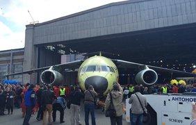 Первый полет Ан-178 успешно завершился