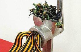 Художники расценили погром как победу ватников. Фото S Art Gallery