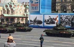 Парад Победы в Москве. Фото Дмитрий Смирнов