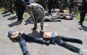 Мариуполь освобождали добровольцы. Фото О.Білозерська