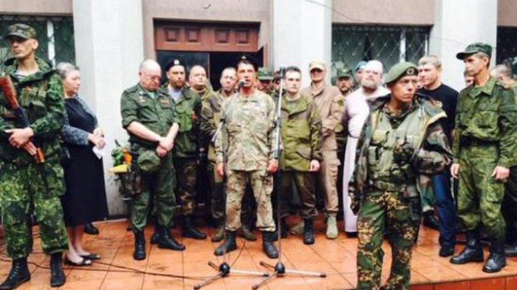 Банда Дремова вербовала не только мужчин но и женщин в Луганской области