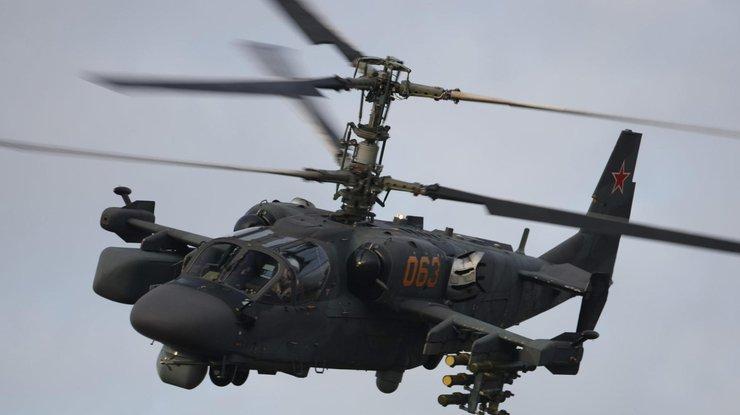 почему над москвой летает вертолет