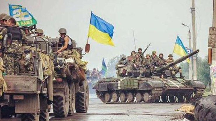 Армия Украины существенно усиливает оборону