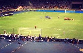 Киевляне вырывают победу в серии пенальти
