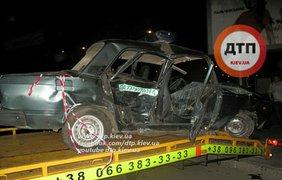 В ДТП пострадали семь человек