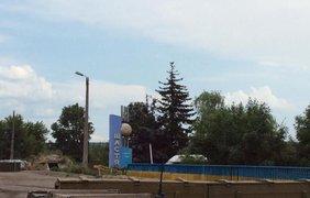 Пленникам ЛНР пришлось перескакивать через мины, чтобы попасть на свободу. Фото Ирины Геращенко