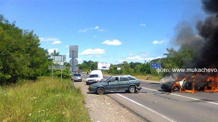Ситуация в Мукачево накаляется